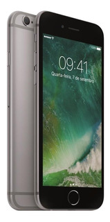 iPhone 6 Plus Apple 128gb Cinza Espacial Seminovo