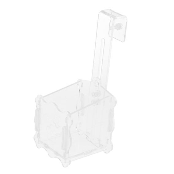 Potenciômetro Do Copo Planta Do Cristal Acrílico Para Planta