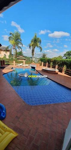 Casa Com Terreno De 1000m² No Horizonte Azul 1 - 1062