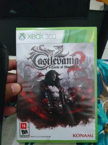 Castlevania Lords Shadow 2 Xbox 360 Novo Frete Free Registra