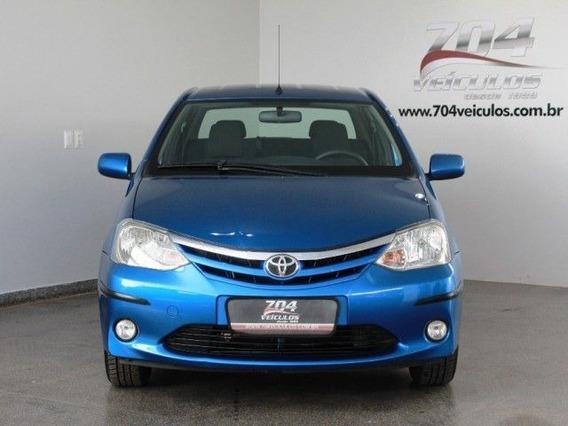 Toyota Etios Sedan Xls 1.5 16v Flex, Jkm0597