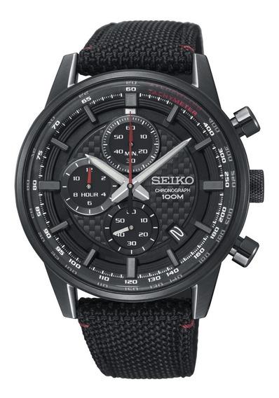 Relógio Seiko Masculino Cronógrafo Original Ssb315b1 P1px