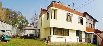 Alquiler De Casa/traspaso Centro De Terapia Física Naturista