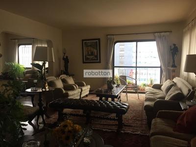 Apartamento Na Melhor Região Do Campo Belo - Rb11061