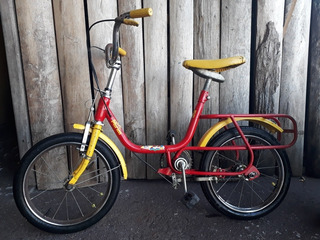 Antiga Bicicleta Monark Monareta Mirim 1989