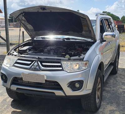 Pajero Dakar Diesel 3.2 2015/2016 Aut Preço Para Vender!