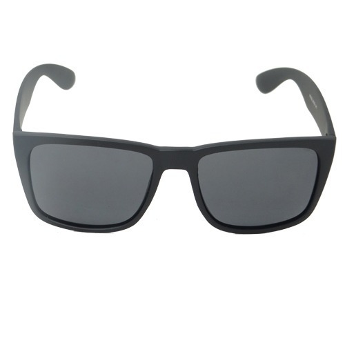 Óculos De Sol Quadrado Preto 02646