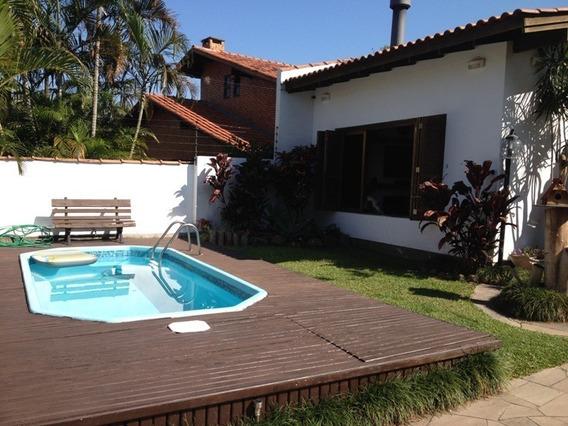 Casa Em Ipanema Com 3 Dormitórios - Vz2736