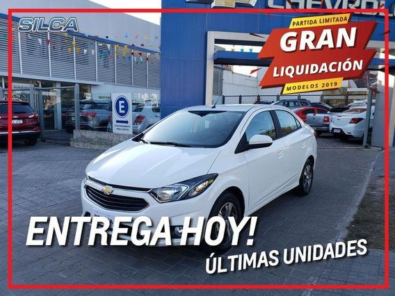 Chevrolet Prisma Ltz Liquidación Ultima Unidad 2018 Blanco
