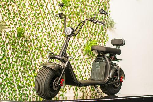 Imagem 1 de 12 de Scooter Eletrica 1500 Gloov