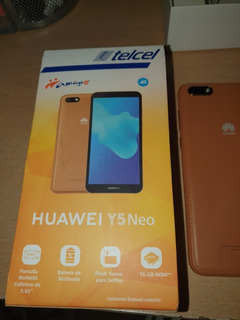 Celular Huawei Y5 Neo Nuevo 1 Mes De Uso