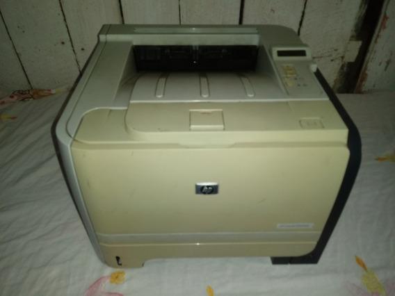 Impressora Hp Laserjet P2055dn Mono Com Rede E Duplex