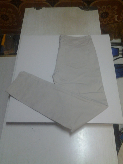 Pantalon De Dama En Kaky
