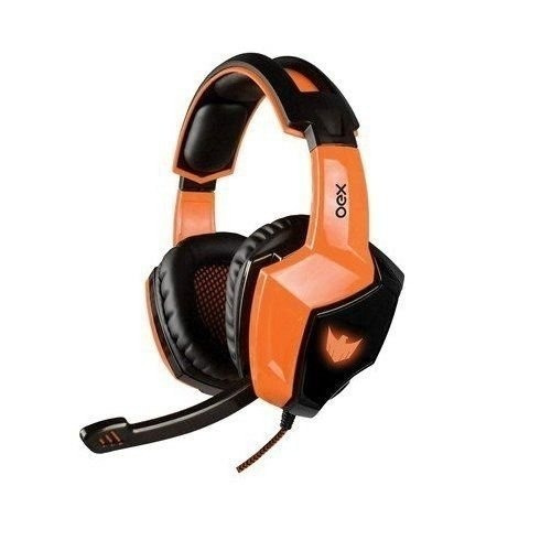 Headset 7.1 Oex Eagle Hs401 Compativel Com Ps4