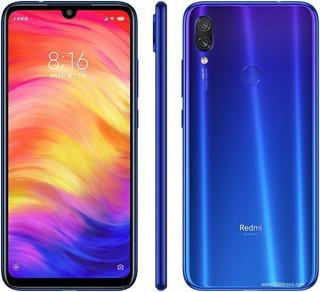 Xiaomi Redmi Note 7 Dual Sim 128gb Neptune Blue