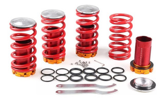 4 Coilover Suspensión Universal Kit Completo / 223013