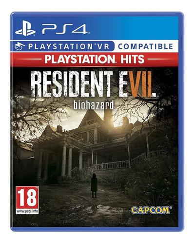 Imagen 1 de 3 de Resident Evil 7: Biohazard Capcom PS4 Físico