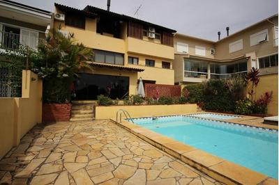 Casa Em Três Figueiras, Porto Alegre/rs De 384m² 5 Quartos À Venda Por R$ 2.690.000,00 Ou Para Locação R$ 9.900,00/mes - Ca180620