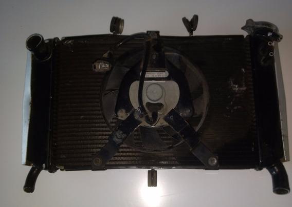 Radiador Com Ventuinhas Para Recuperar Fazer 600 #00475