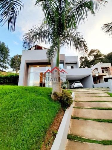 Imagem 1 de 30 de Casa A Venda Condomínio Capital Ville Em Jundiaí - Sp - Ca00436 - 69316045