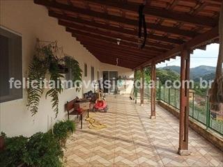 Imagem 1 de 6 de Monte Alegre Do Sul Chácara Jardim Vitória - Ch1101