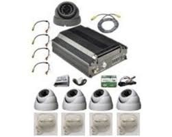 Kit Dvr Movil 5 Canales 3g Y Gps