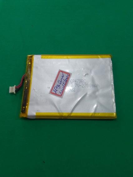 Bateria Tablet Multilaser M7 S Retirada