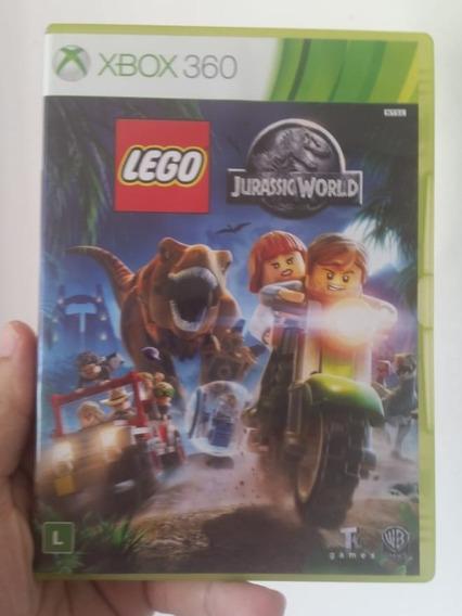 Lego Jurassic World Original Mídia Física Xbox 360 Frete $12