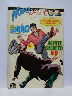 Gibi Hqs Novo O Globo Juvenil Nº 2000 1950 Ver Descrição
