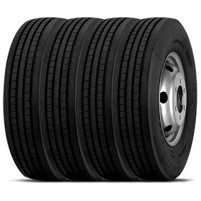Kit 4 Pneus Goodride Aro 17.5 215/75r17.5 Cr960a 135/133j