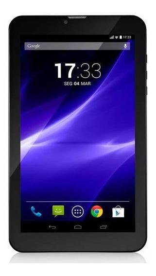 Tablet 9 Polegadas Multilaser M9 8gb 3g 2 Chip Android 6.0 W