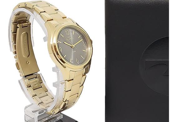 Relógio Feminino Barato Technos 2035mni/4c Original Nf-e
