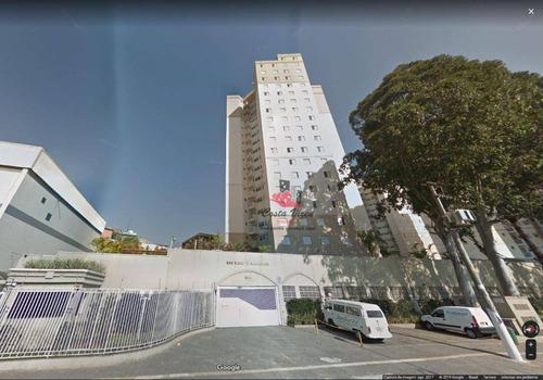 Apartamento Com 2 Dormitórios Para Alugar, 55 M² Por R$ 2.117,00/mês - Jardim Marajoara - São Paulo/sp - Ap1046