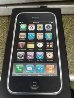 iPhone 3g S Relíquia Para Colecionadores Made Califórnia La