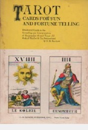 Tarot: Cards For Fun And Fortune Telling S. R. Kaplan