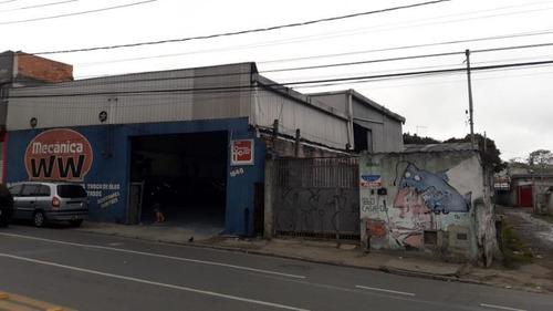 Imagem 1 de 6 de Terreno Comercial Para Locação Em Itaquaquecetuba, Vila Ursulina - 190821a_1-1213097