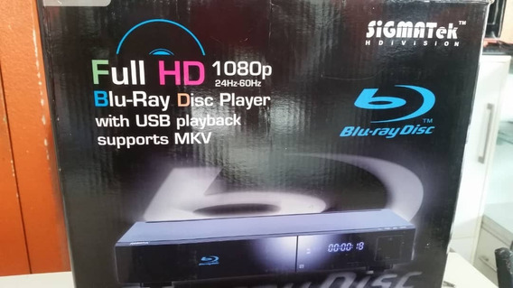 Blu-ray Nuevo,full Hd,1080p,usb,hdmi,compatiblemkv,24hz-60hz