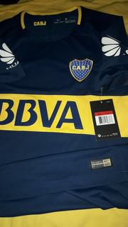 Camiseta Boca Juniors 16 Barrios 2018