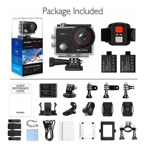 Câmera De Ação Akaso Ek7000 Pro