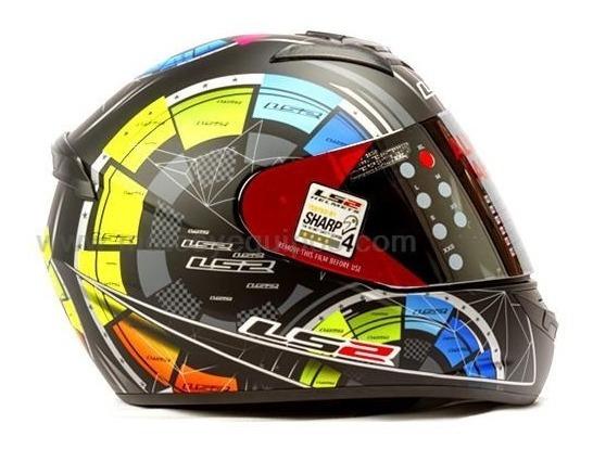 Casco Ls2 Rookie Tech Matt Ff352 Rider One
