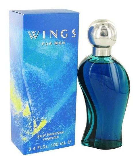 Perfume Masculino Wings For Men Giorgio Beverly Hills 100ml