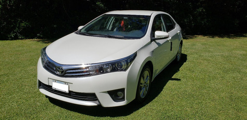 Toyota Corolla 2015 - Impecable!!!!!!