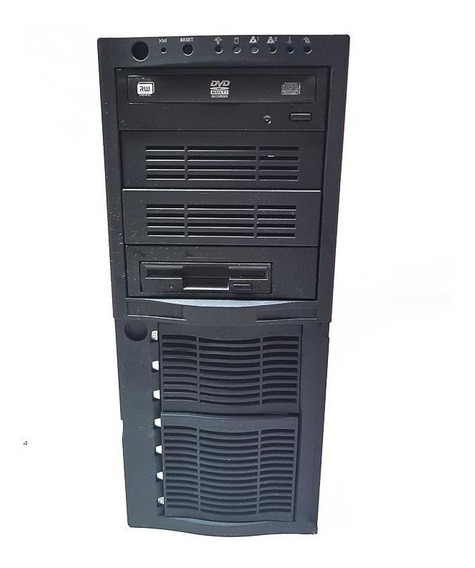 Servidor Supermicro Torre Intel 4gb 500hd - S/ Sistema