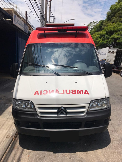 Ambulância Uti Citroen/jumper 2.3 2017