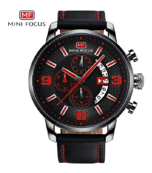Relógio Masculino Mini Focus Original Prova D