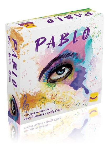 Pablo Jogo De Tabuleiro Funbox Fun002
