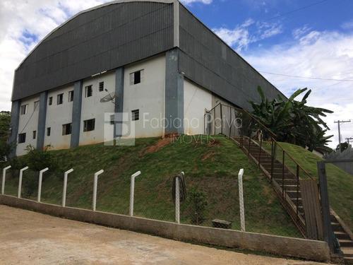 Galpão Para Locação Em Santa Isabel, Jardim Portugal, 2 Banheiros - Gl0107-lc_1-1770014