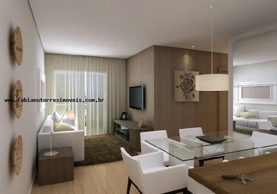 Apartamento Para Venda Em São Bernardo Do Campo, Planalto, 2 Dormitórios, 1 Banheiro, 1 Vaga - Planalto