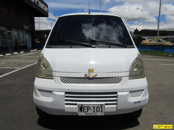 Chevrolet N300 Panel Full Equipo