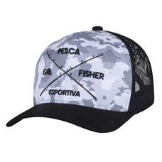 Boné De Pesca Esportiva no Mercado Livre Brasil 7b396e14280
